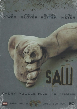 DVD Horror - Saw (2 DVD SE)