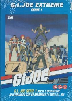 Tekenfilm DVD - G.I. Joe Extreme Serie 1