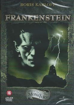 Classic Horror DVD - Frankenstein (1931)