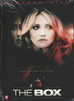 Thriller DVD - The Box