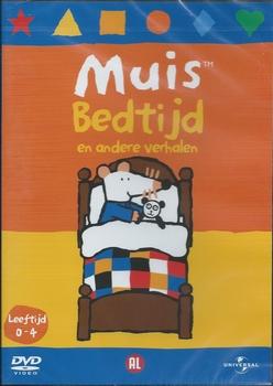 Kinder DVD - Muis Bedtijd