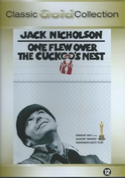 Classic Gold DVD - One Flew over the Cuckoo's Nest