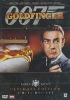 James Bond DVD - Goldfinger (2 DVD)