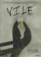 Horror DVD - Vile