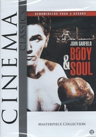 Cinema Classics DVD - Body and Soul