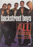 Backstreet Boys DVD - All Access