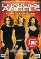 DVD Actie - Charlie's angels - Full throttle