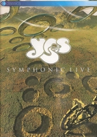 DVD Yes Symphonic Live