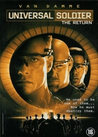 DVD Aktie - Universal Soldier: The Return