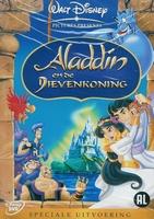 Disney DVD - Aladdin en de Dievenkoning