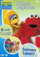 DVD Sesamstraat - Samen beginnen