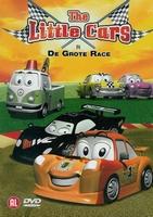 Animatie DVD - The Little Cars in de grote race