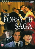 DVD TV series - The Forsyte Saga Deel 1 & 2