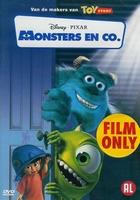Disney DVD - Monsters en co