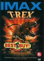 Documentaire DVD IMAX - T-Rex: Back to the Cretaceous