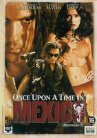 DVD Actie - Once Upon a Time in Mexico