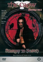 DVD TV series - The Crow 1 t/m 5