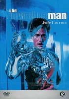DVD TV series - The invisible man Serie 1 afl. 1-5