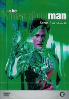 DVD TV series - The invisible man Serie 1 afl. 16-20