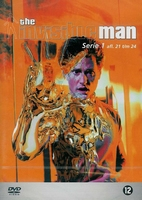 DVD TV series - The invisible man Serie 1 afl. 21-24