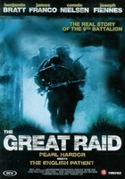 DVD oorlogsfilms - The Great Raid