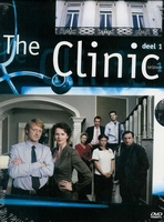 DVD TV series - The Clinic seizoen 1 deel 1