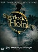 DVD box - Sherlock Holmes