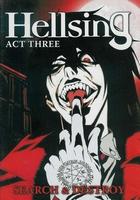 Manga DVD - Hellsing Act Three