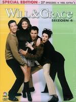 DVD TV series - Will & Grace seizoen 4 (4 DVD SE)