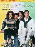 DVD TV series - Will & Grace seizoen 1 (4 DVD)