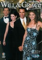 DVD TV series - Will and Grace seizoen 2