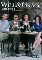 DVD TV series - Will and Grace seizoen 1
