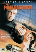 DVD Actie - The Foreigner