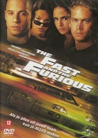 DVD Actie - The Fast and the Furious