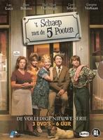 DVD TV series -  't Schaep Met De 5 Pooten (3DVD)