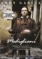 DVD Drama - Modigliani
