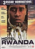 DVD Drama - Hotel Rwanda