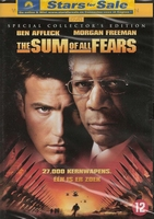 DVD Actie - The Sum of all Fears