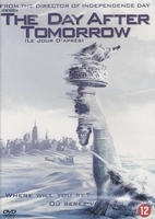 DVD Actie - The Day After Tomorrow