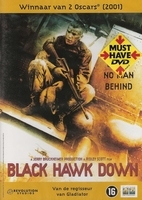 DVD oorlogsfilms - Black Hawk Down