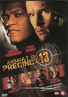 DVD Actie - Assault on Precinct 13
