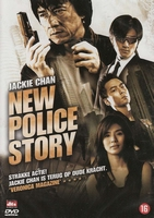 DVD Actie - New Police Story (DTS)