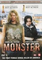 Speelfilm DVD - Monster (SE 2 DVD)