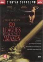Avontuur DVD - 800 Leagues down the Amazon
