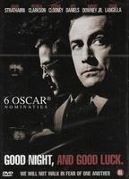 Drama DVD - Good Night, and Good Luck.