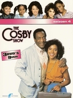 DVD TV series - The Cosby show seizoen 4