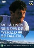 DVD Michael Palin - Reis om de wereld in 80 dagen