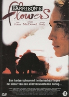 DVD oorlogs drama - Harrison's Flowers