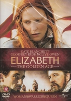 Drama DVD - Elizabeth the Golden Age