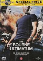 Actie DVD - The Bourne Ultimatum